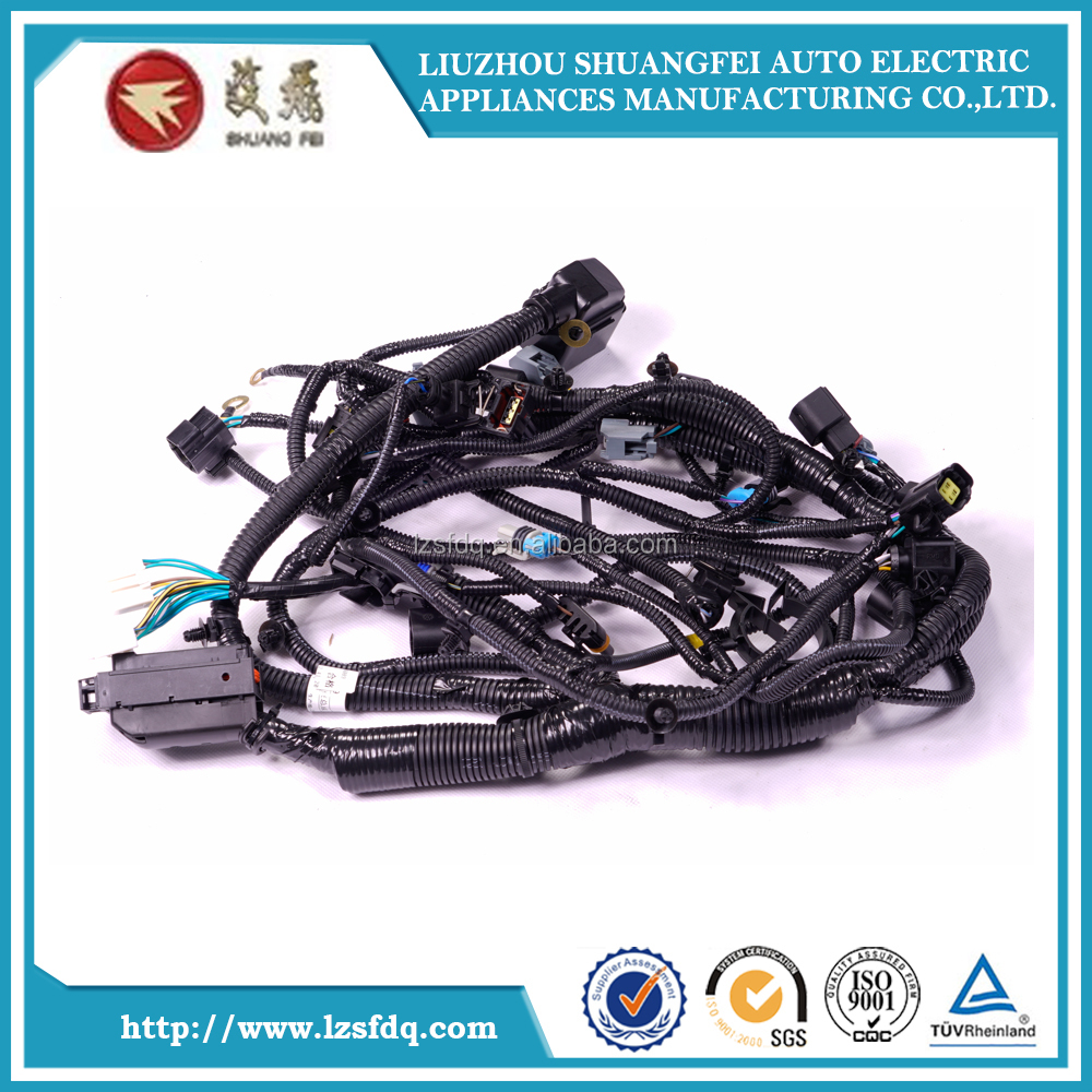 GM Car engine wiring harness assembly tractor hyundai wire harness, hyundai wire harness suppliers and 2007 GMC Acadia Wiring Harness at creativeand.co