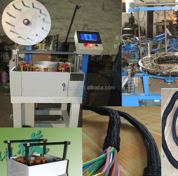 wiring harness braiding machine buy wire harness car or bus rh alibaba com Braid Machine Wire Harness wiring harness braiding machine for sale