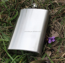 16oz russian stainless steel hip flasks