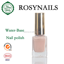 NEW Arrival OEM Fashionable Top lady halal nail polish