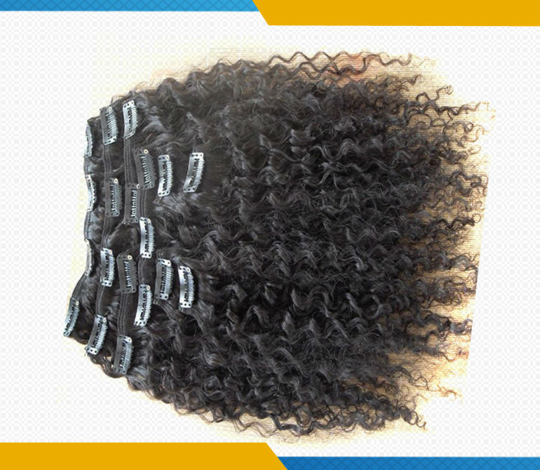 Peruvian afro kinky curly black clip in hair extensions for peruvian afro kinky curly black clip in hair extensions for african american pmusecretfo Choice Image