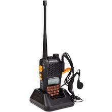 Baofeng UV-6R Walkie Talkie 128CH LCD display Profesional CB Radio Dual <span class=keywords><strong>Band</strong></span> <span class=keywords><strong>Frekuensi</strong></span>