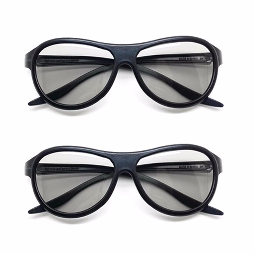 7595152907 Reemplazo AG-F310 3D gafas pasivas polarizadas gafas para LG TCL Samsung  Konka RealD 3D