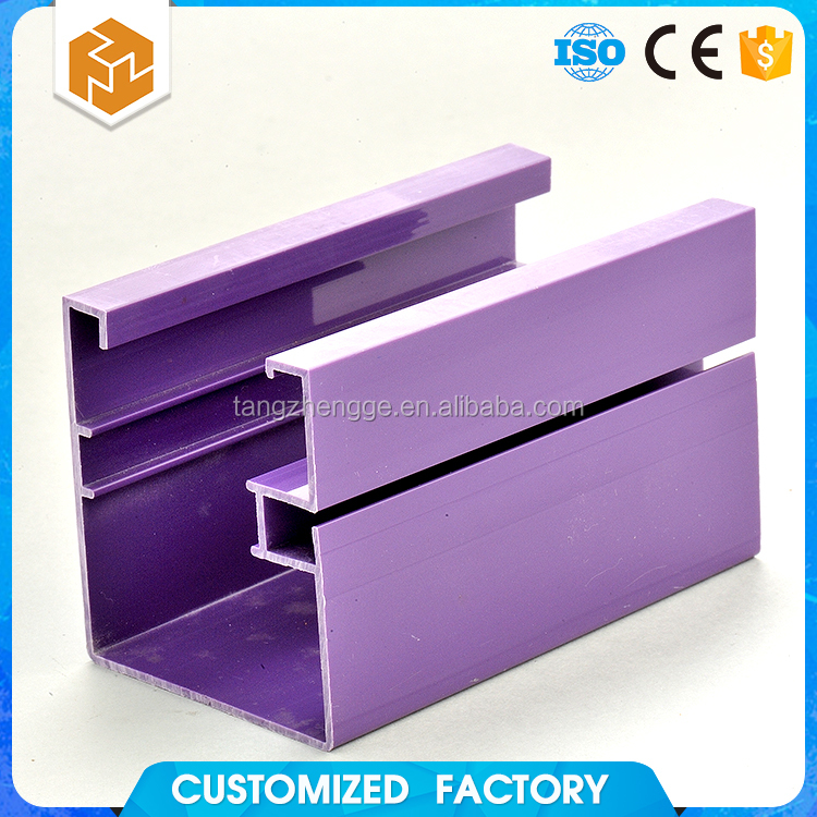 good price SGS quality hot selling pvc window pvc door frame upvc profile