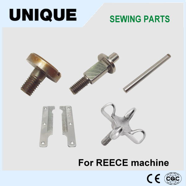 Sewing machine spare parts for REECE machine