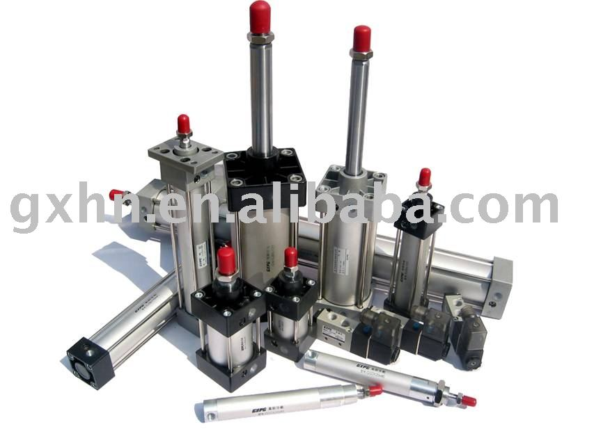 good quality of light duty pneumatic/air cylinder