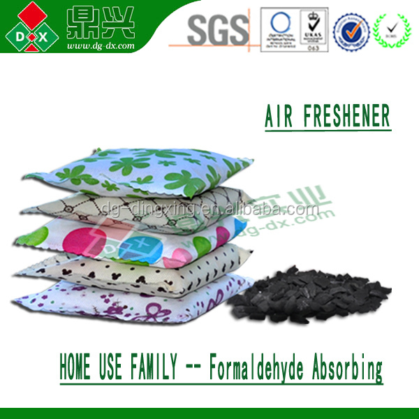 Activated charcoal odor removal moisture absorber bamboo charcoal bags