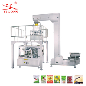 Top Brand In China Salt Packaging Low Cost Pouch Salt Packing Machine