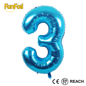 2018 Happy New Year Mylar Balloons Foil Balloons SBF0093