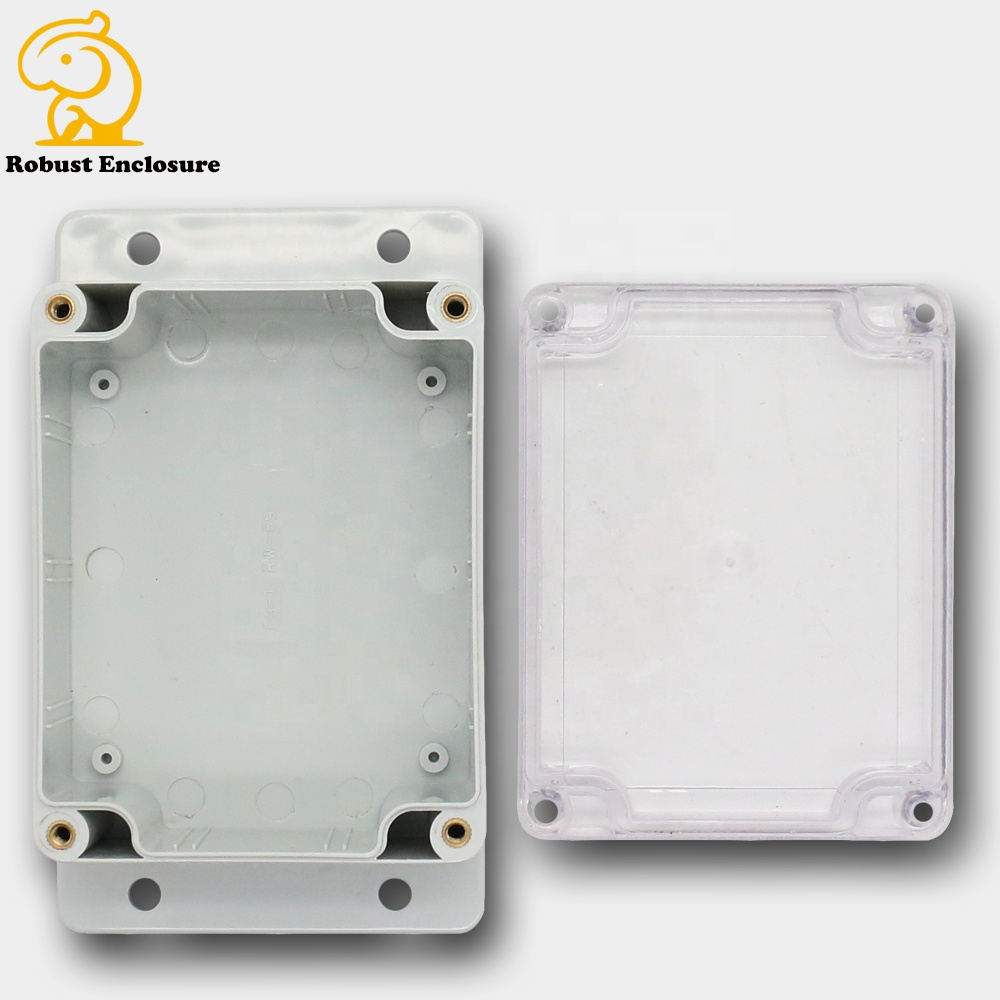 Ip66 Waterproof Plastic Box For Electronic For Pcb With Transparent 200*120*75mm Sophisticated Technologies Lights & Lighting
