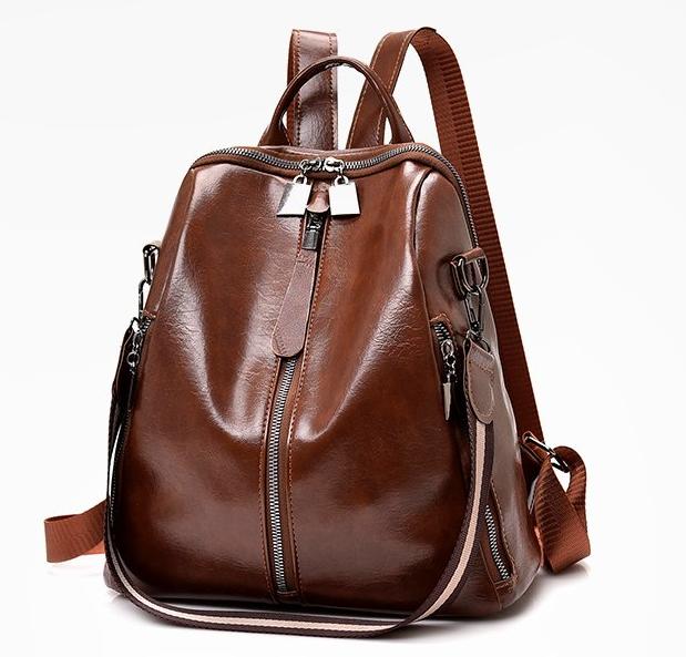 272ed50ed352 Еженедельные предложения Лидер продаж поступление модные женские кожаные  рюкзак повседневный стиль с низким минимальный объем заказа