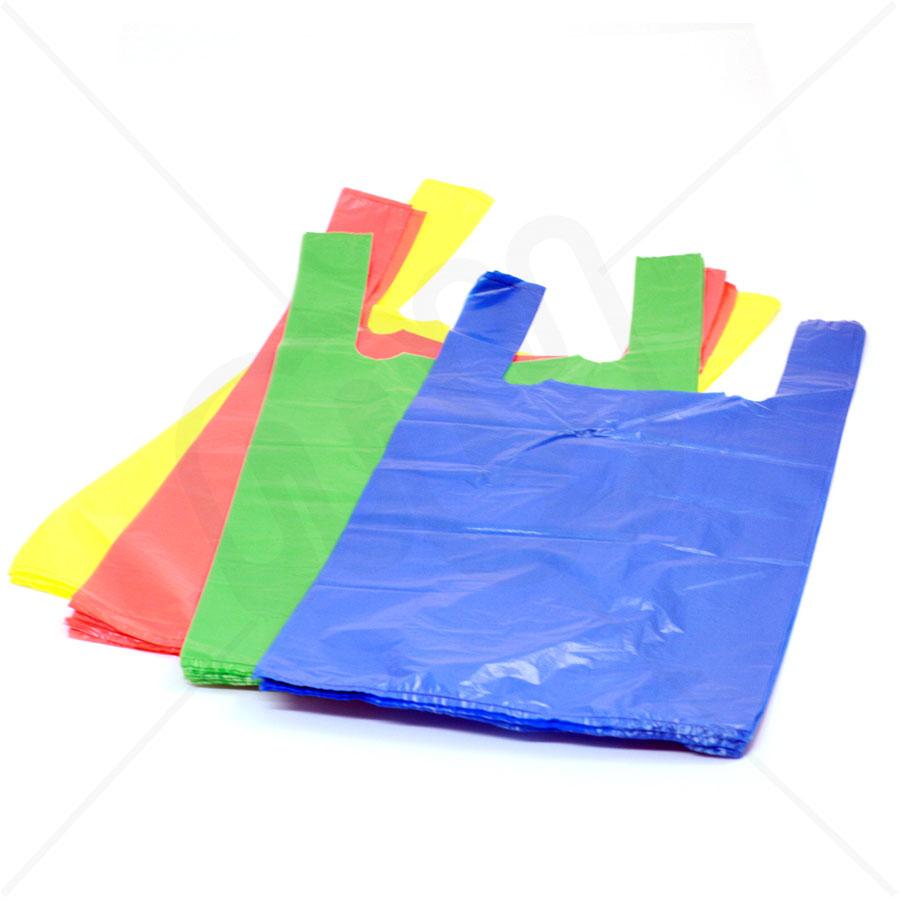 Ldpehdpe Plastic Custom Printed Vest T Shirt Bags Logo Buy Vest