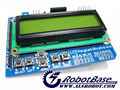 LCD1602 keypad shield v2.0 for Arduino compatible