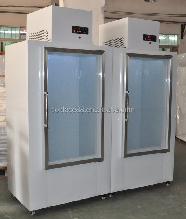 Factory price kitchen upright refrigerater with one single door