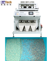 Provided Free Installation Plastic Color Sorting Machine In China