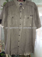 mens pigment dyed shirt