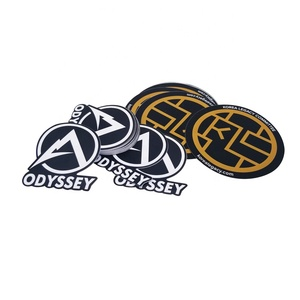 Wholesale Custom Printing Die Cut Sticker Private Logo Promotional Vinyl Sticker