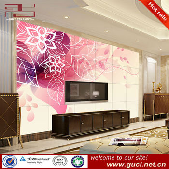Livingroom Background Carved Art Decoration Wall Tiles - Buy ...