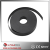 "1/16''x1/2""x100'Flexible Magnet Strip, Durable Rubber Magnetic Strip/Tape"