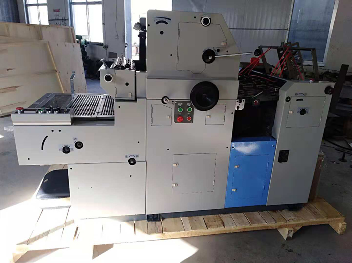 Impression Offset Machine 4 Couleur, Baby Offset Printing Machine ราคา
