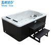 Whirlpool Spa Sex Massage Hottub Mini 2 Person Indoor Hot Tub