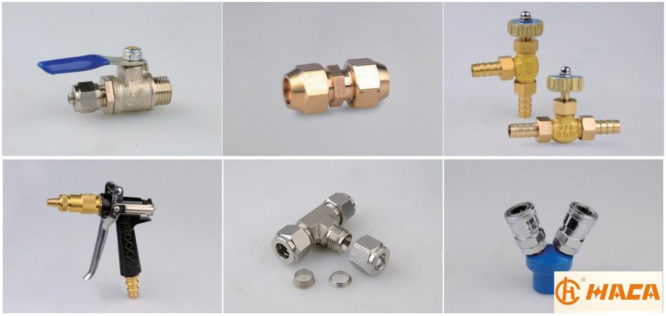 HC3011ファクトリーダイレクトクロームメッキ真ちゅう自動販売およびコーヒーマシン用の新しいタイプG1/2水ボイラータップ