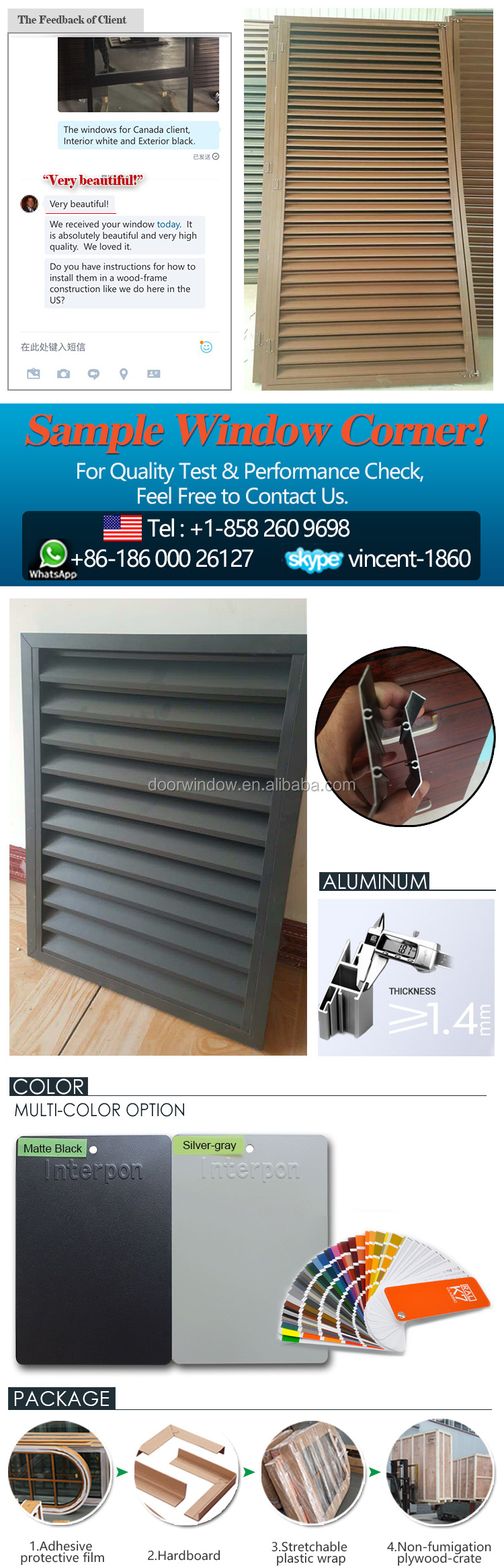 Super September Purchasing Fix shutter window fiberglass louver exterior