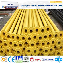 manufacturer for plastic coated pipe lean pipe easy tube