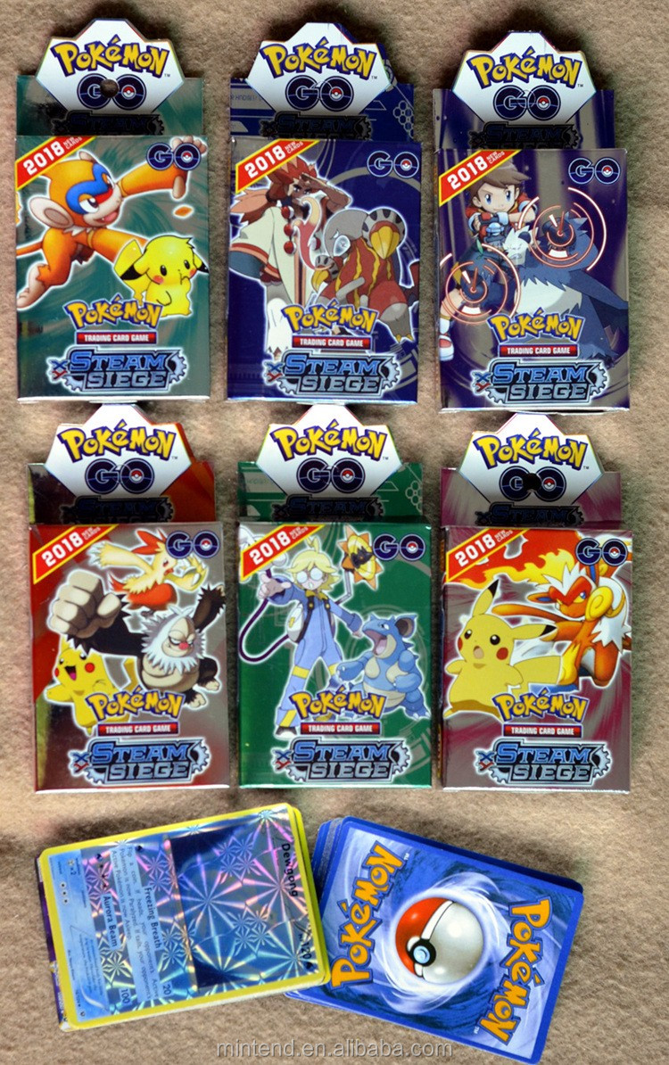 2018 New Design Trading Game Pokemon Cards For Sale - Buy Pokemon Cards For Sale,Pokemon Cards ...