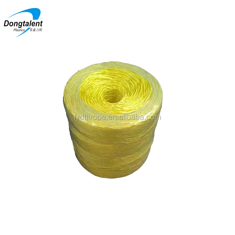 Profesional good quality PP plastic string banana baler twine