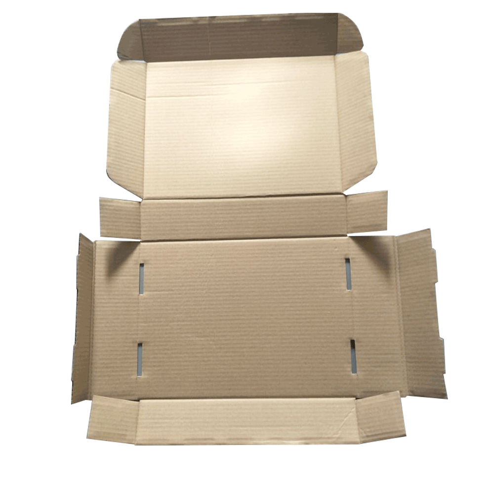 Creatively designed hexagon luxury inner paper clothes shirt packaging box