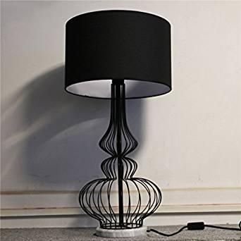 foldable desk lamp&Retro table lamp&Work lamp table lamp&LED desk lamp&Wood table lamps&Lamp shades for table lamps&Tripod table lamp Wrought iron table lamp (380730mm)
