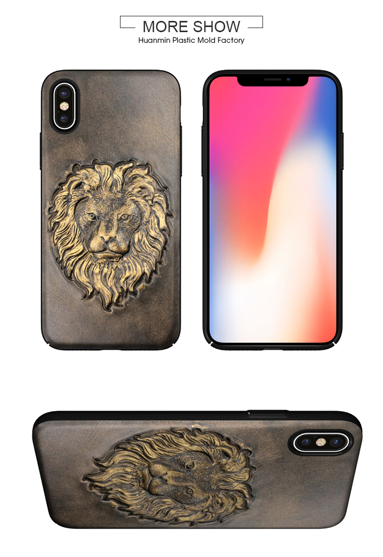 For iPhone X Case, Animal Phone Case For iPhone