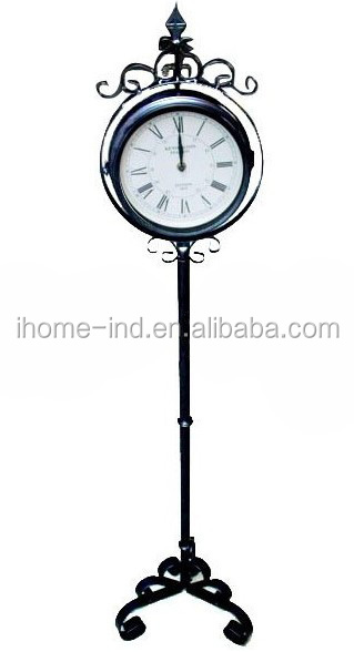 Outdoor Floor Clock, Outdoor Floor Clock Suppliers And Manufacturers At  Alibaba.com