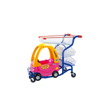Children trolley cart children kids shopping trolley cart