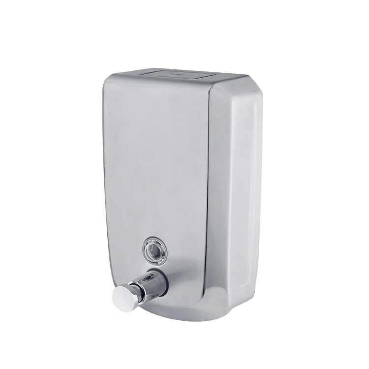 hotel liquid hand soap dispenser with 500/800/1000/1200/1500ml volume wall mounted