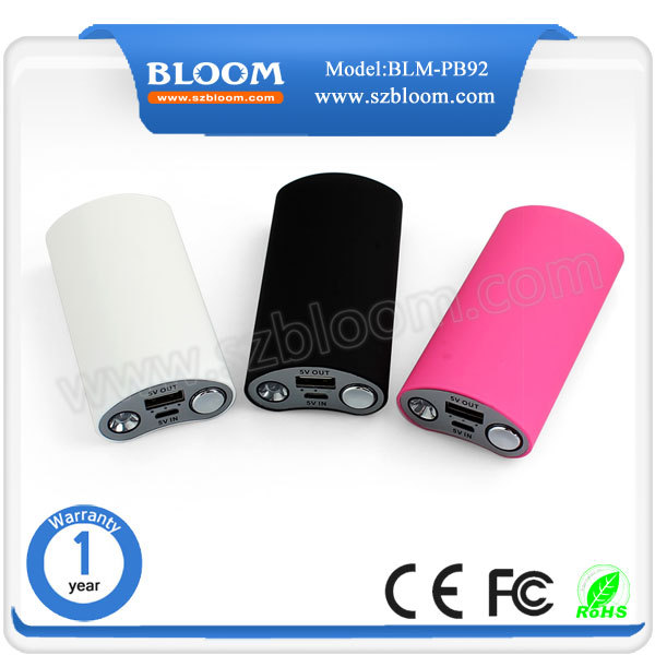 New idea portable power bank 5600mah, Mobile power bank leading manufacturers&exporters&suppliers