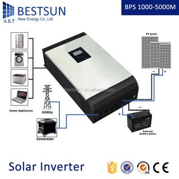 Bestsun 6kw Jsi Seires Grid Tie Solar Inverter Price