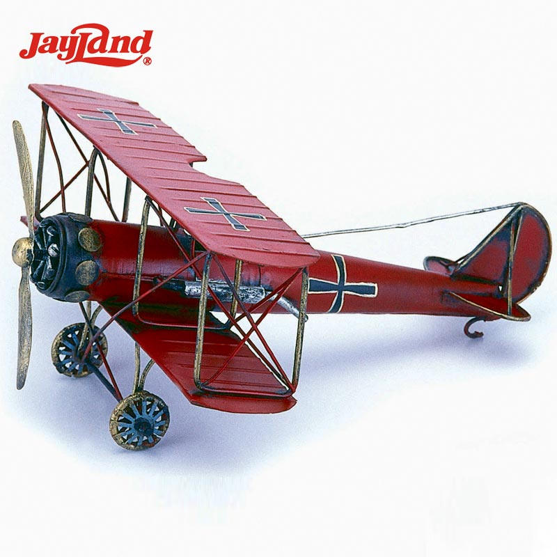 Antique Aircraft model (1917 RED BARON), View handmade aircraft models,  Jayland Product Details from Jayland Products (Dalian) Company Limited on