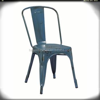 Vieux Meubles Pas Cher rouillé rétro style industriel À manger chaise vieux meubles - buy