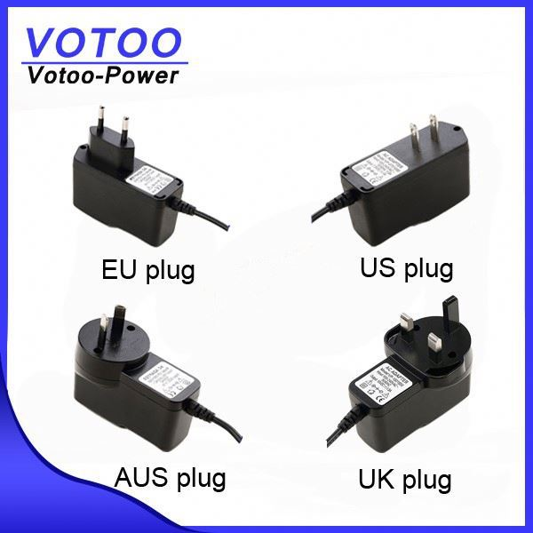 China Factory OEM ac dc 21V 500mA power adapter
