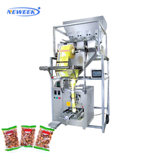 NEWEEK combination weighing chemical filling snack granule packing machine