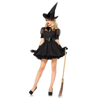 Factory hot sale sexy witch costume