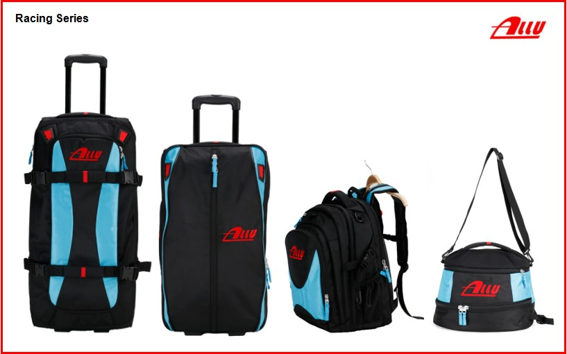 New Products Wheeled Motorcycle Gear Bag