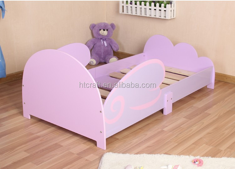 Fb005 Special Pony Design Toddler Bed For 140x70cm