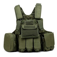 HOT Sale Airsoft CIRAS / MAR Wire Specter Plate Carrier Military Tactical Vest for Hunting