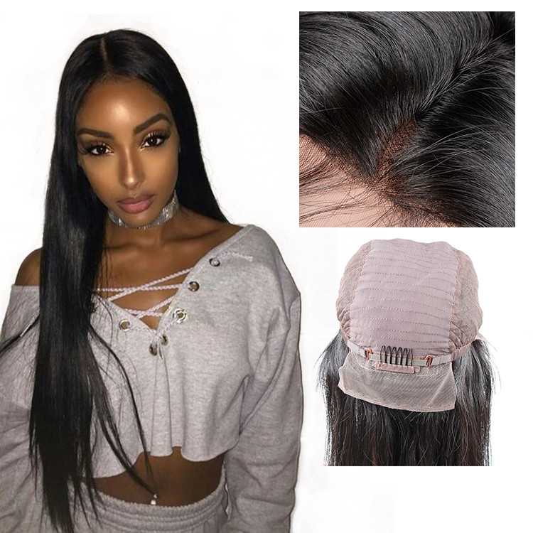 2017 hot selling alibaba express unprocessed brazilian 18 inch virgin human hair wig