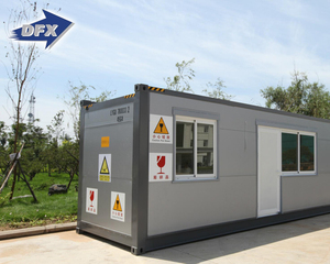 shipping container house project