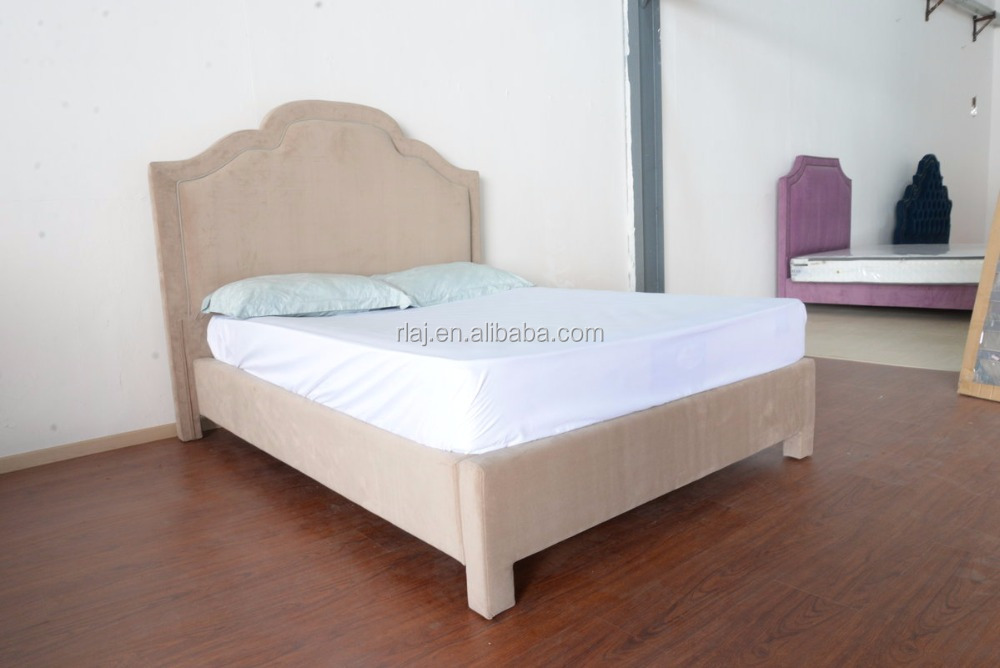 Top Quality Bedroom Furniture Soft Bed Designs