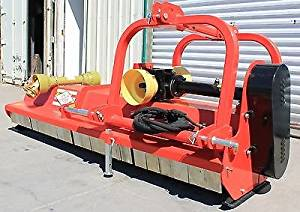 """Flail Mower/Mulcher 87"""" w/Hydraulic Offset ~Cat.I/II 3pt 45+HP Rating (FH-AG220)"""